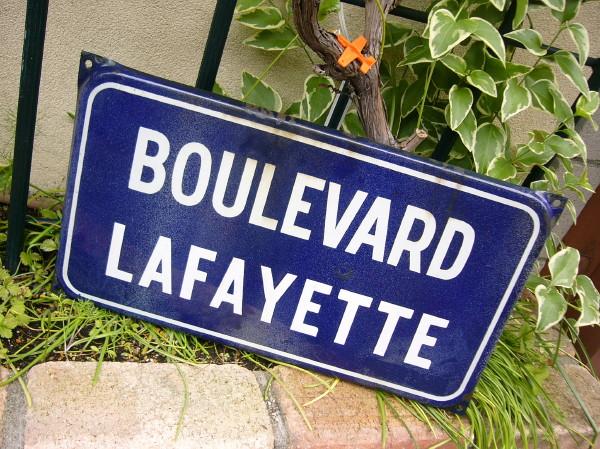 画像3: BOULEVARD LAFAYETTEボード