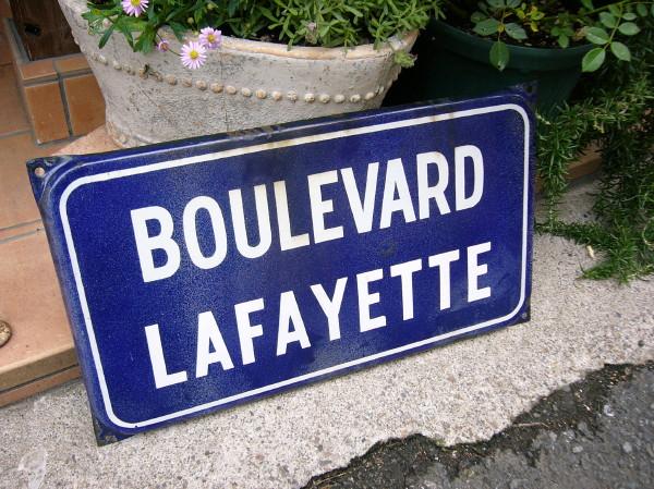 画像1: BOULEVARD LAFAYETTEボード