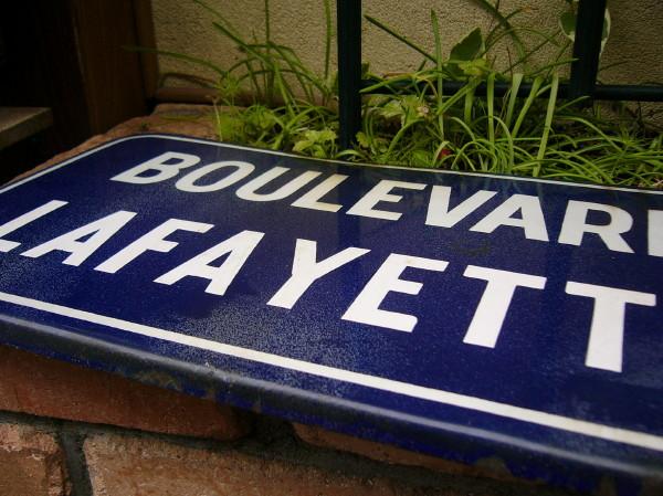画像5: BOULEVARD LAFAYETTEボード