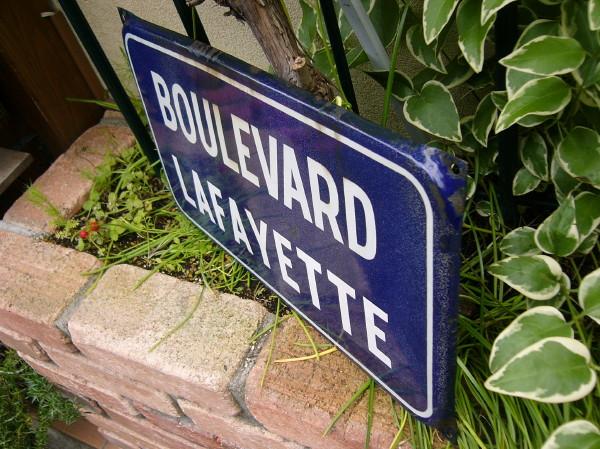 画像4: BOULEVARD LAFAYETTEボード